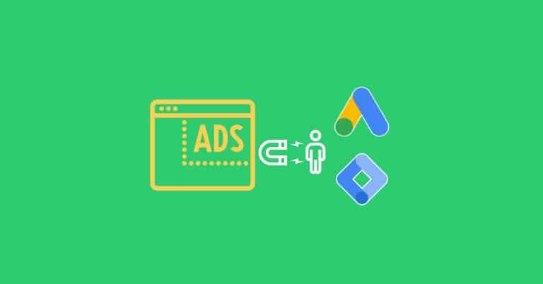 How To Setup Google Ads Remarketing Using Google Tag Manager blog featured image