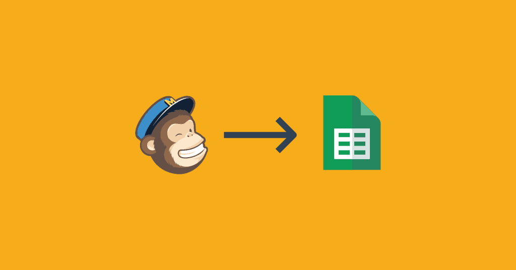 How to pull MailChimp data into Google Sheets blog featured image