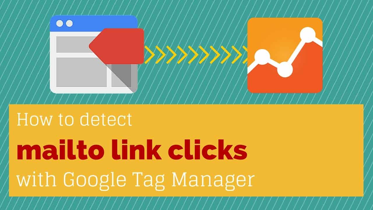 Tracking Mailto links with Google Tag Manager and Google Analytics