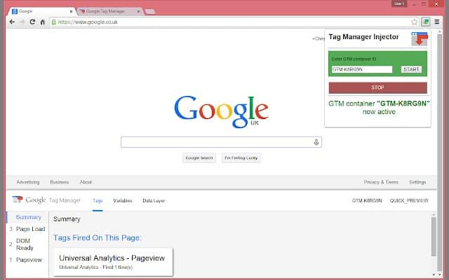google-tag-manager-injector-chrome-extension