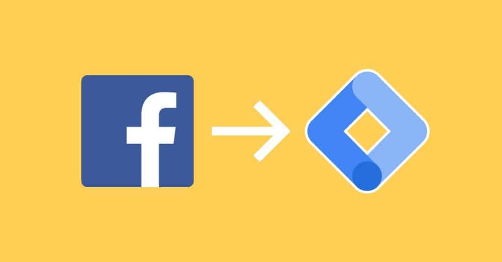 Facebook Pixel Tracking with Google Tag Manager blog featured image