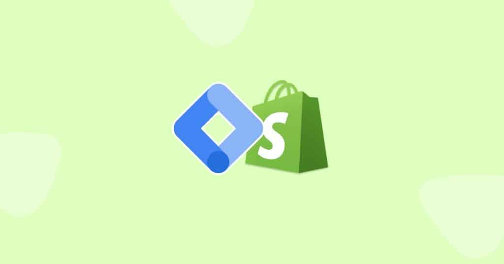 Install GTM on Shopify Store blog featured image
