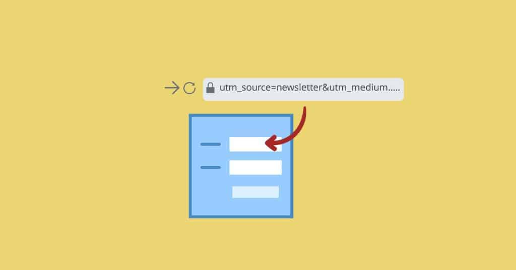 How to Capture UTM Parameters in a Cookie and Transfer Them to a (Hidden) Form Field blog featured image