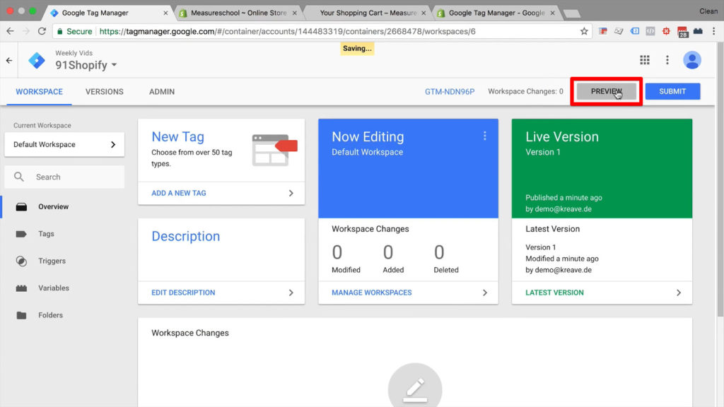 Shopify-Google-Tag-Manager-GTM-preview