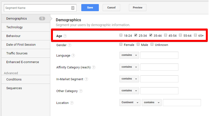 create-google-analytics-advanced-segments-based-on-age