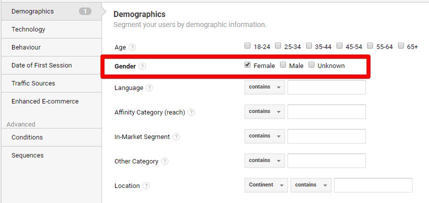 create-google-analytics-advanced-segments-based-on-gender