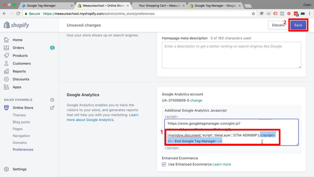 remove-script-code-in-Google-Tag-Manager-GTM-head-snippet-2