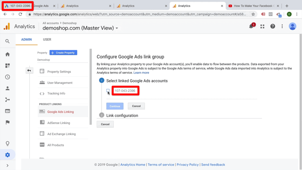 google-ads-id-in-google-analytics
