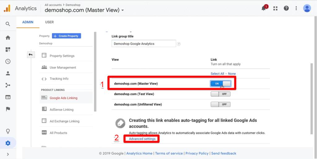 multiple-views-advanced-settings