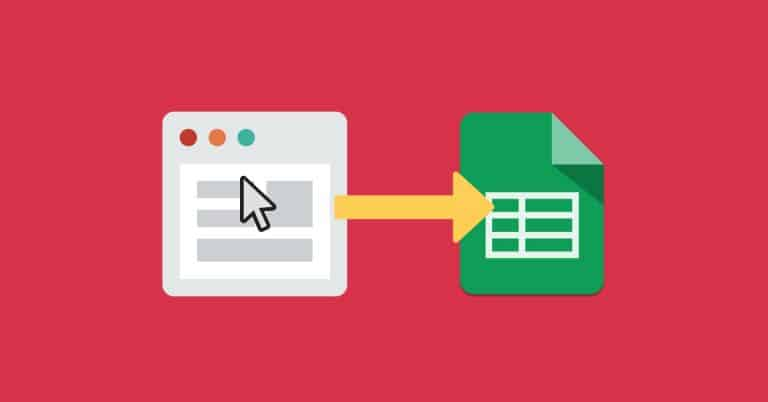 Google Sheets Tracking with Google Tag Manager blog featured image