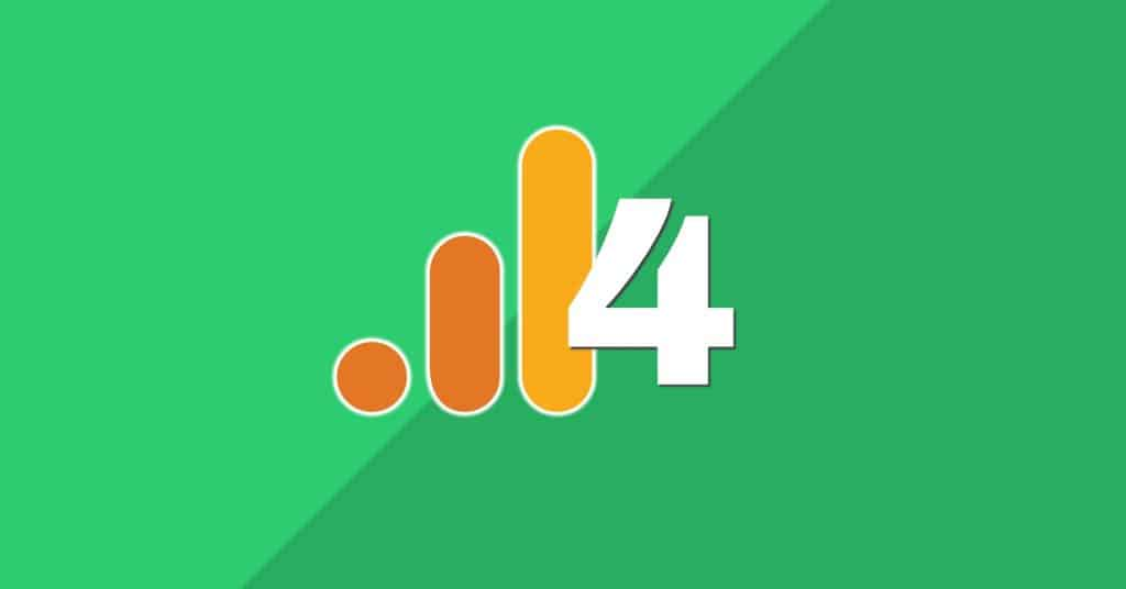 The New Google Analytics 4 - An Overview blog featured image