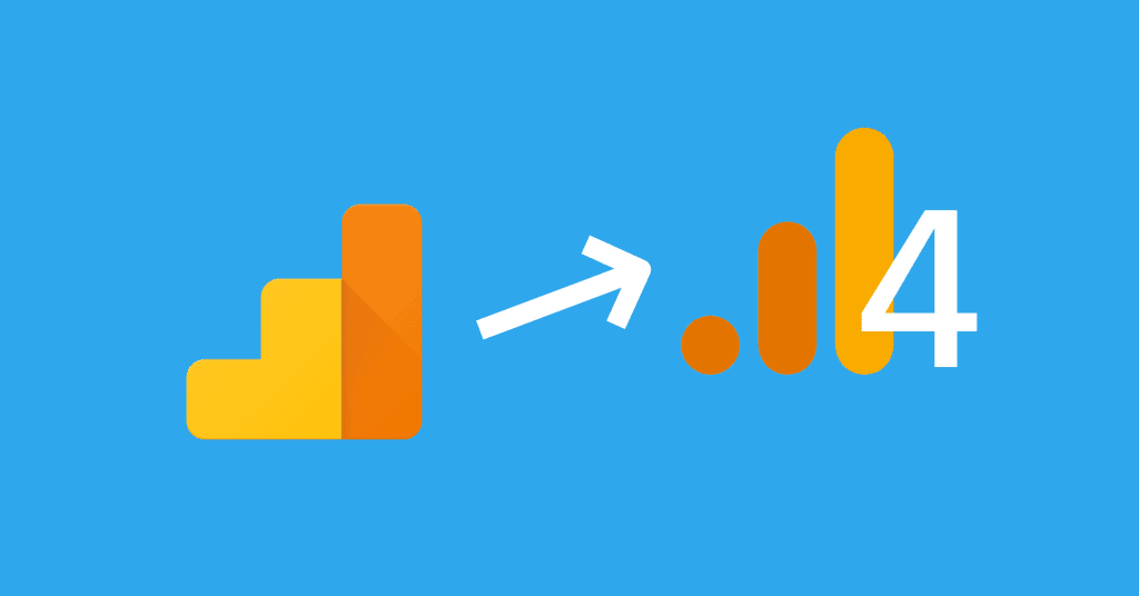How to Upgrade to Google Analytics 4 blog featured image