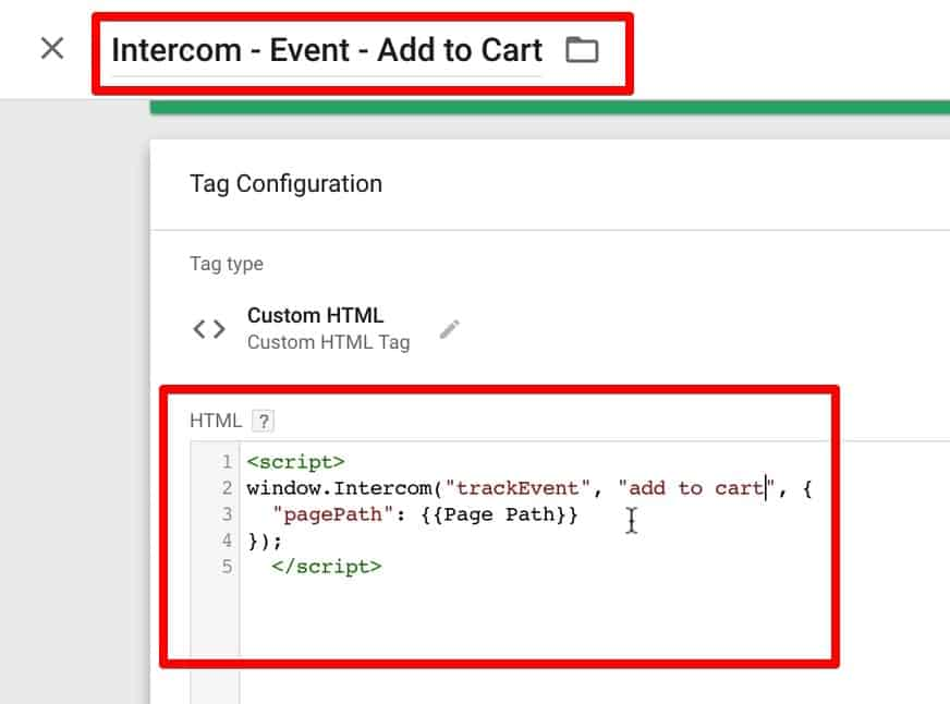 Creating an Add to cart event Tag in Google Tag Manager