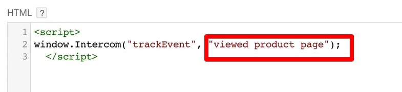 Viewed product page event for event tracking in Google Tag Manager