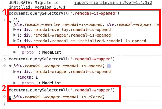 Checking different classes with multiple elements to find a class returning one element